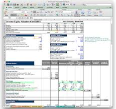 Business Spreadsheets Examples