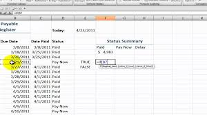 Free Accounting Templates For Small Business