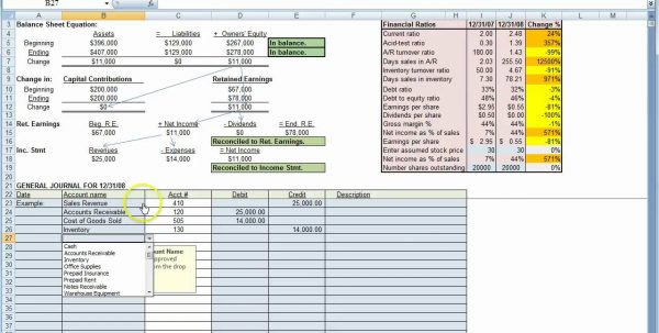 Free Farm Bookkeeping Spreadsheet