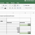 Sample Spreadsheet For Tracking Expenses Accounting Spreadsheets Excel