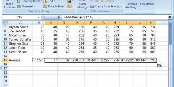 Accounting Microsoft Excel