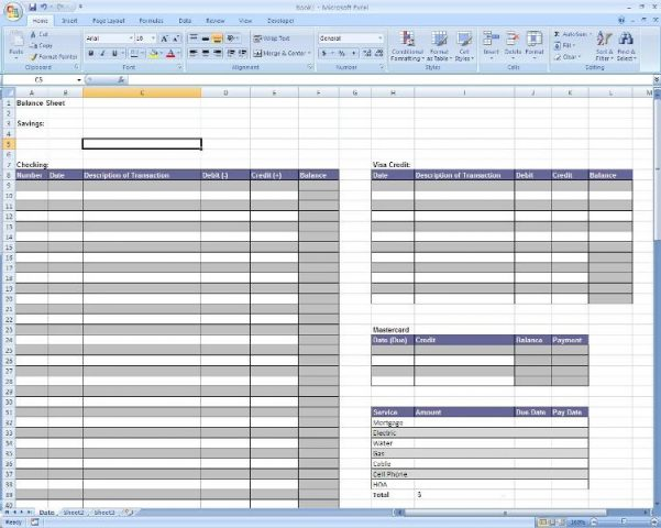 Project Expense Tracking Software