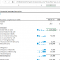 Monthly Income Statement Template 1
