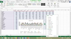 Types Of Spreadsheet Applications