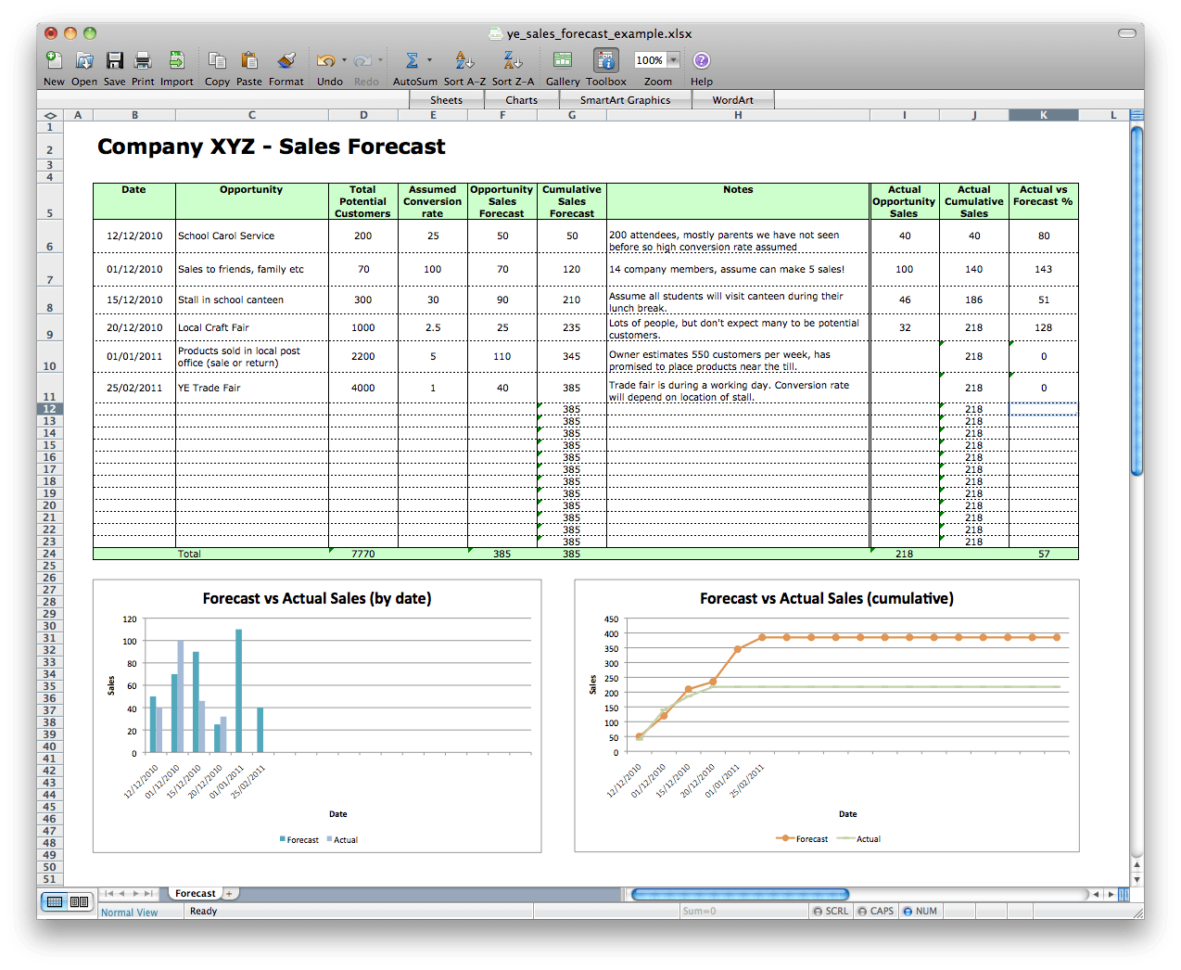 microsoft excel financial templates