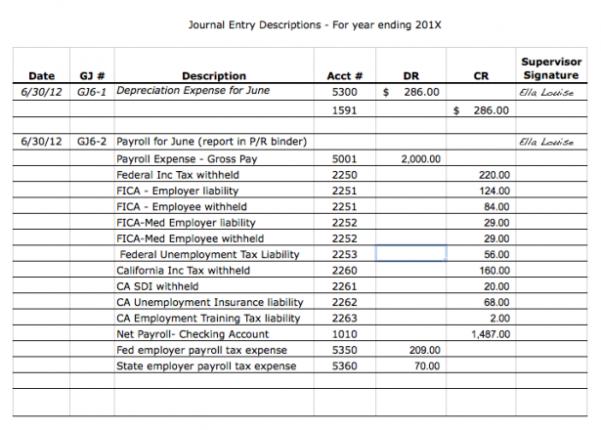 Bookkeeping In Excel