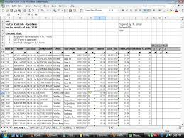 Free Accounting Templates For Excel