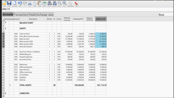 Google Finance Software