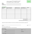 Small Business Monthly Expense Template