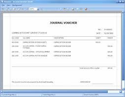 Accounting Journal Template Excel 1