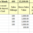 Bookkeeping Spreadsheet Template Uk Sole Trader Accounts Spreadsheet