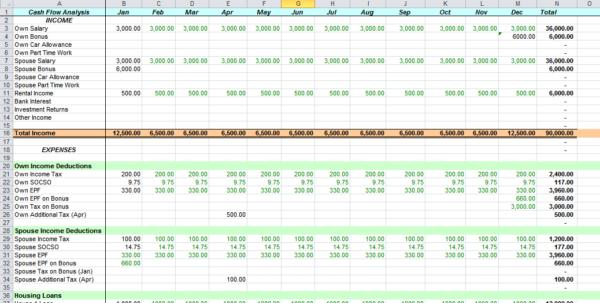 Excel Cash Flow Template Software Excel Cash Flow Template Cash Flow Spreadsheet, Microsoft Spreadsheet Template, Excel Spreadsheet Templates, Spreadsheet Templates for Business
