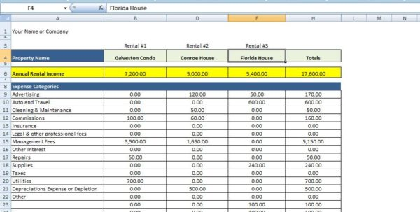 free excel sheets