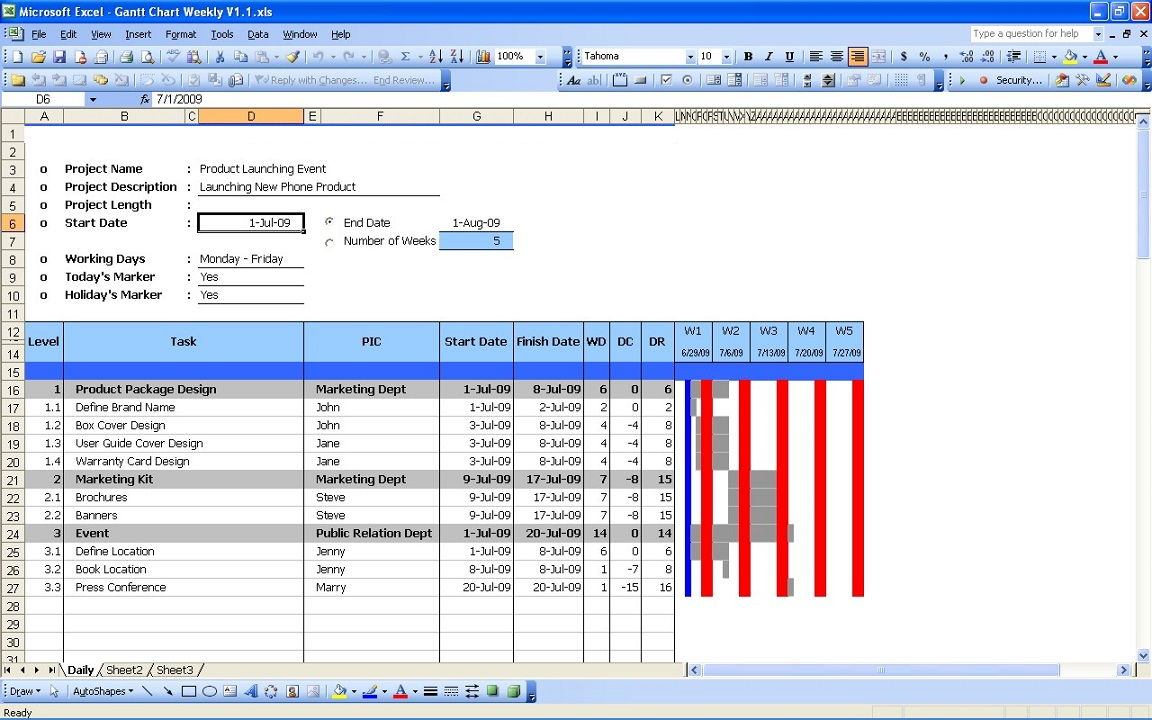 Gantt chart in excel template fieldstation gantt nvjuhfo Image collections