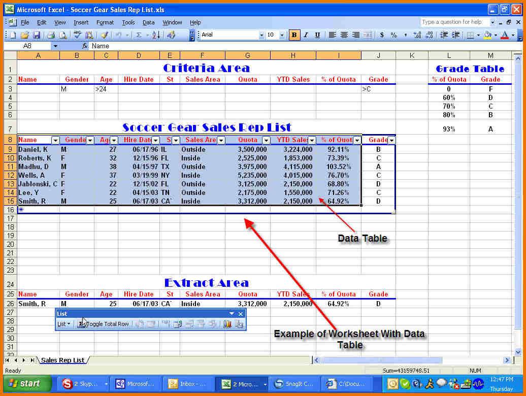 Excel Loan Repayment Spreadsheet