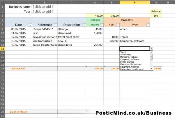 Excel Marketing Templates