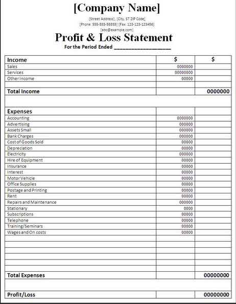 Excel Sheet For Accounting Free Download Free