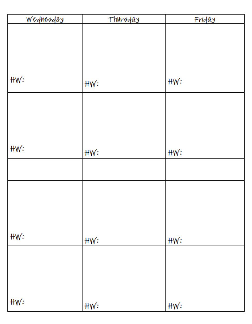 Teacher Printable Templates Printable Spreadsheet