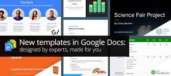 Google Spreadsheet Template