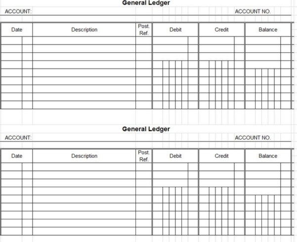How To Maintain Accounts In Excel Sheet Format 3