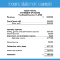 Income And Expense Statement Template Free Income And Expense Statement Template Income Statement Template Income Spreadsheet Expense Spreadsheet Spreadsheet Templates for Busines Income And Expense Statement Template Excel