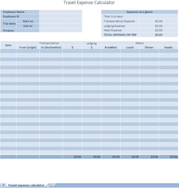 Microsoft Excel Accounting Templates Download 2