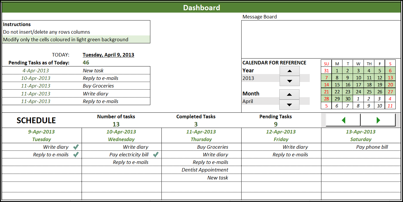 microsoft excel project management templates free excel