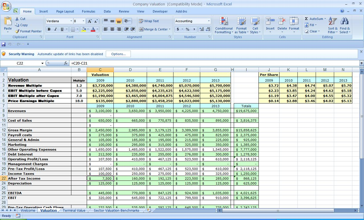 new business excel spreadsheet business spreadsheet
