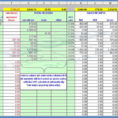 Payroll Spreadsheet Template 1 Bookkeeping Spreadsheet Templates Free