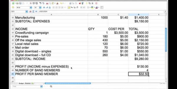 Profit Spreadsheet Example Profit Spreadsheet Template Profit Loss Spreadsheet, Spreadsheet Templates for Business
