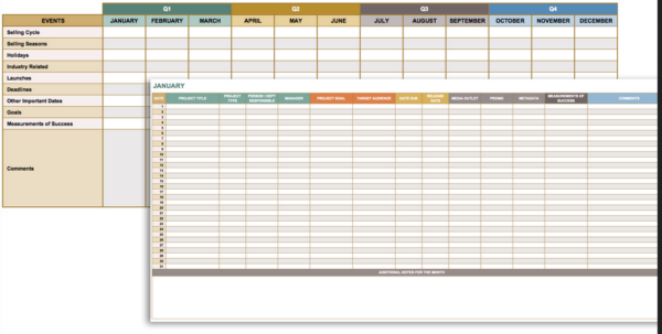 Self Employed Expenses Spreadsheet Template