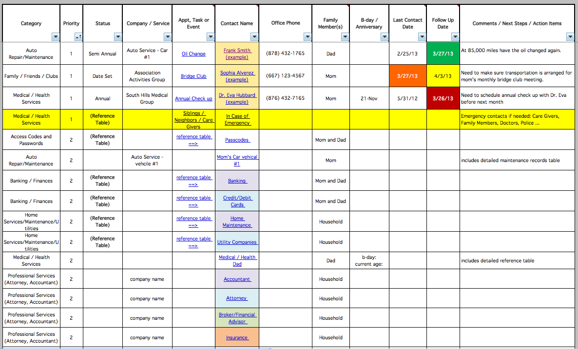 Simple Project Plan Template 3 | db-excel.com