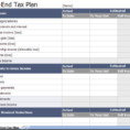 Tax Return Spreadsheet Template Australia Tax Return Spreadsheet Template