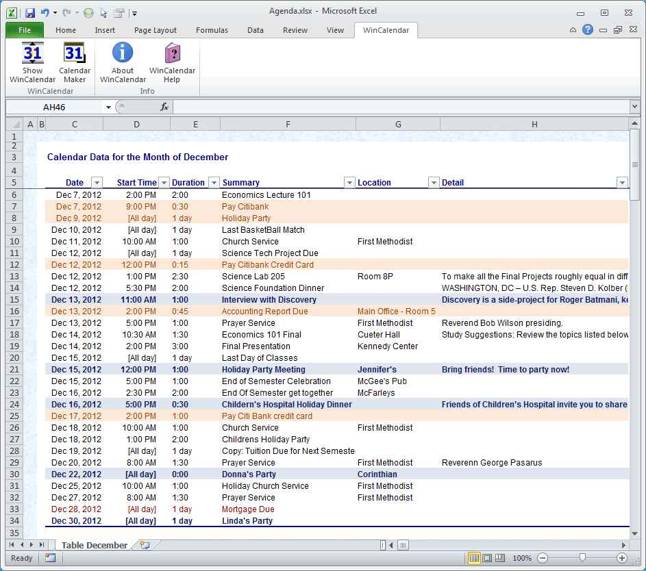 Employee Scheduling Software Free Excel