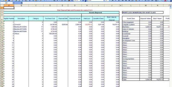 Accounts Payable Excel Spreadsheet Template1