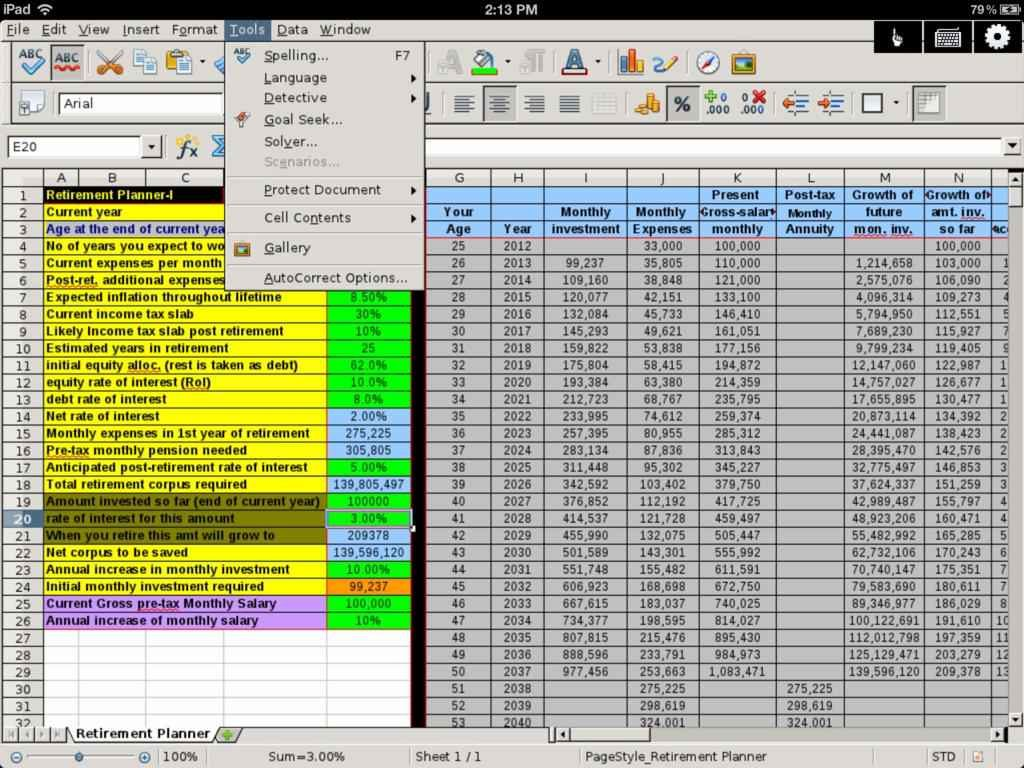 Apple Spreadsheet For Macbook