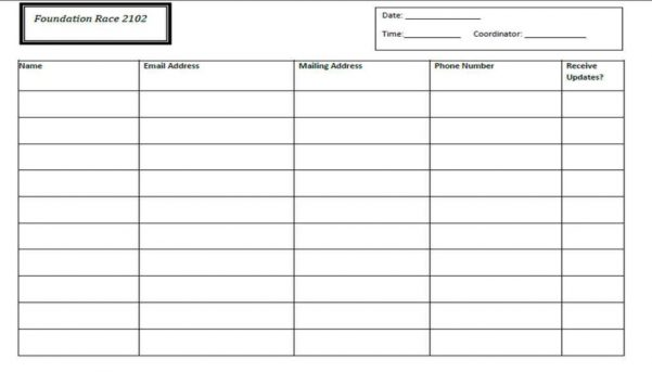Bar Inventory Sheet Template Free