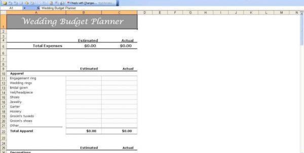 rsvp list template