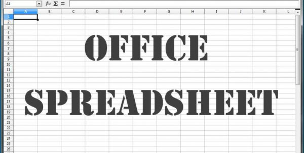 Bookkeeping Spreadsheets Templates