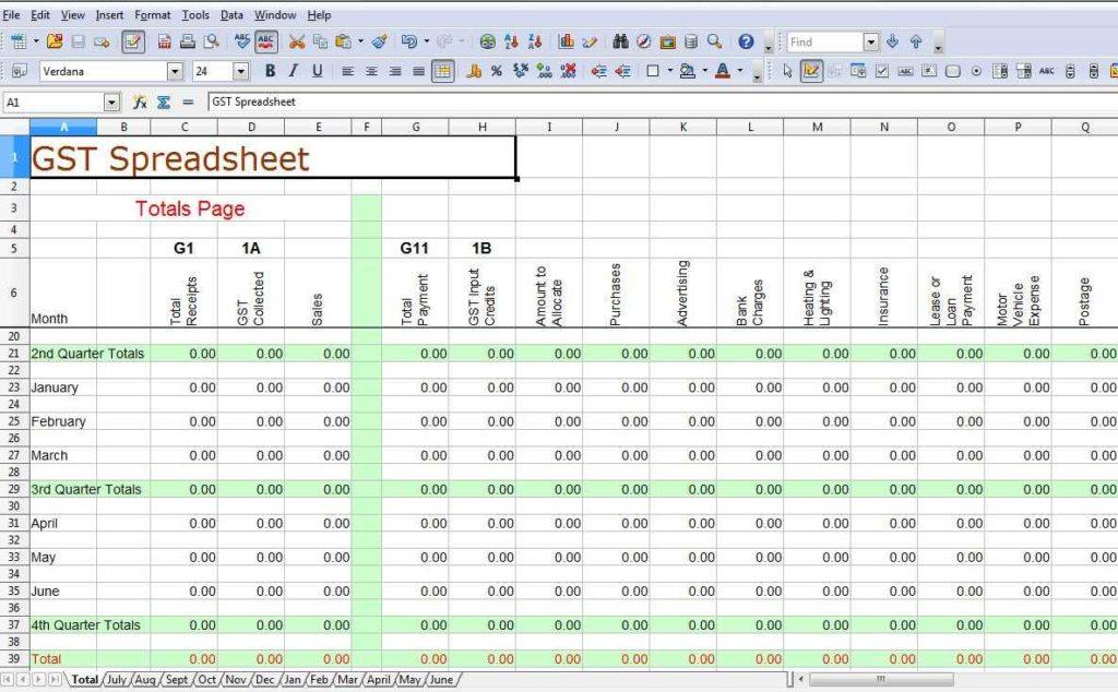 Easy Spreadsheet Online