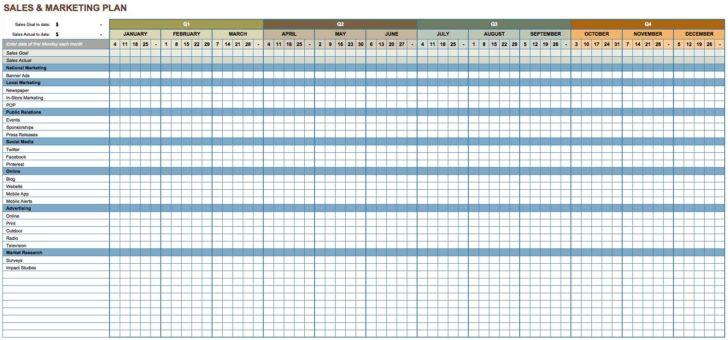 Employee Training Tracking Spreadsheet Template