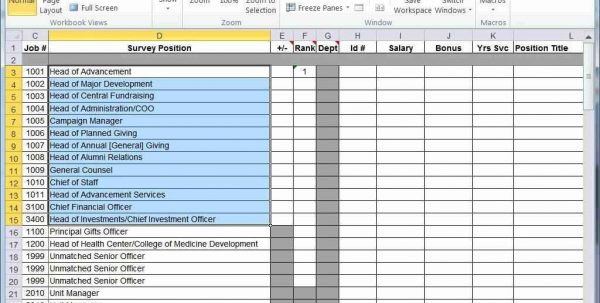 Eve Online Industry Spreadsheet