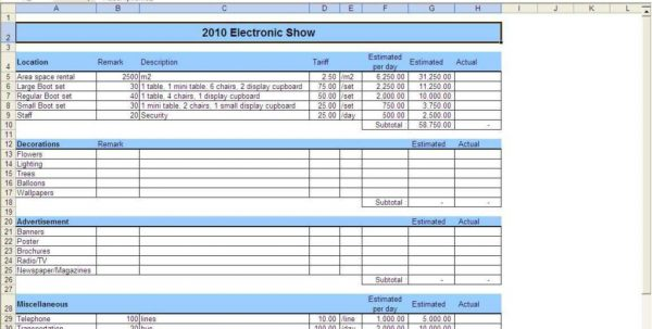 Example Budget Spreadsheet Excel Sample Budget Spreadsheet Excel Excel Spreadsheet Templates, Ms Excel Spreadsheet, Microsoft Spreadsheet Template, Spreadsheet Templates for Business, Budget Spreadsheet