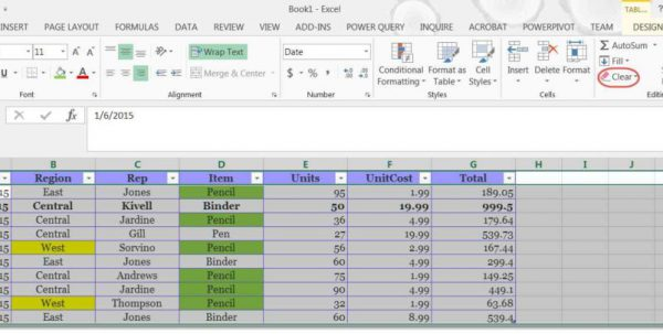 Examples Of Excel Spreadsheets Templates