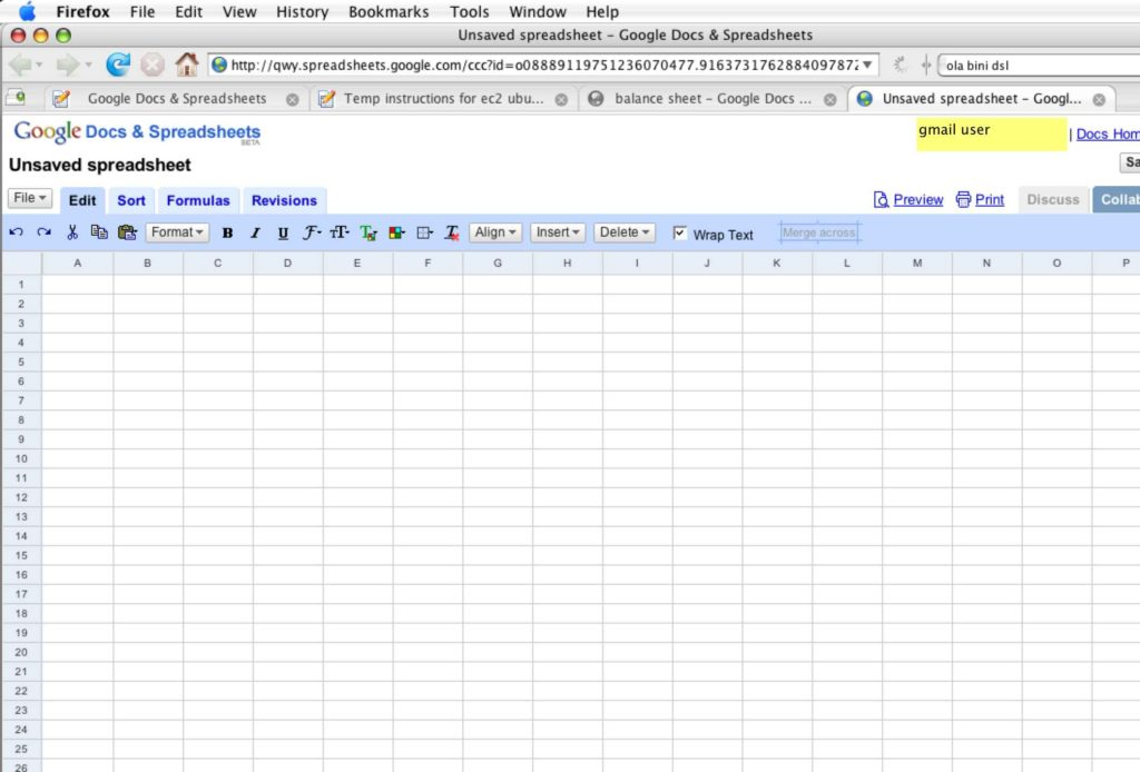 Excel Spreadsheet Online Course