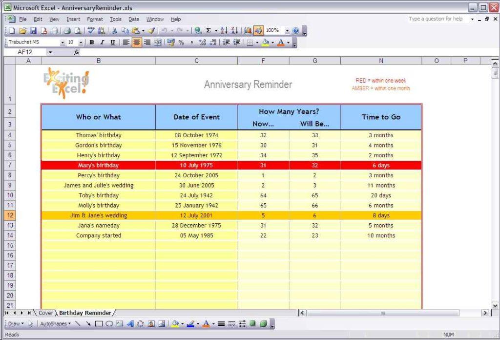 Excel Spreadsheet Templates Spreadsheet Templates For