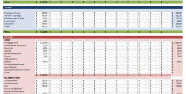 Excel Spreadsheets For Inventory