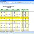 Excel Template For Budget Planning