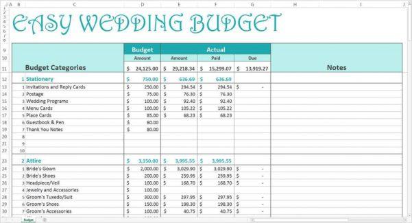Free Budget Spreadsheet Uk