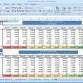 Free Online Budget Spreadsheet Template